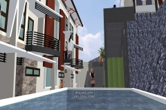 1_Town-House-l-2007-l-Ungaran