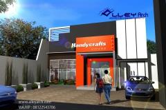 Showroom-Handycraft-l-2005-l-Semarang
