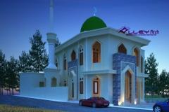 Masjid-Desa-l-2014-l-Kaloran-Temanggung