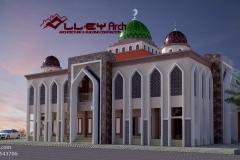 Masjid-Perumahan-l-2014-l-Genuk-Semarang