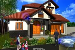 Rumah-Bapak-Hasyim-l-2005-l-Tlogosari-WetanSemarang-l-LB-LT-240-270
